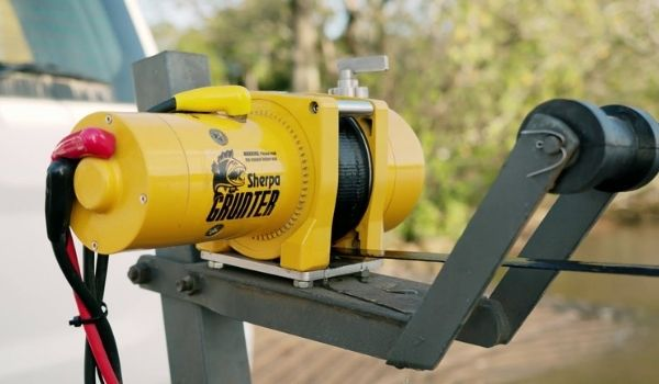 Electric Winch for Boat Trailer
