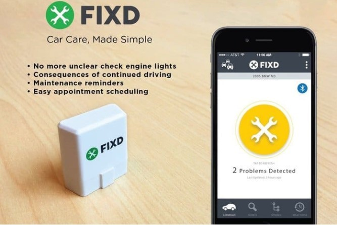 The pros and cons of FIXD